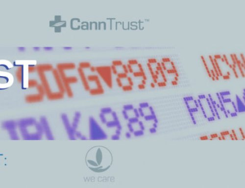 CannTrust™ Holdings Inc. Receives Sales License from...