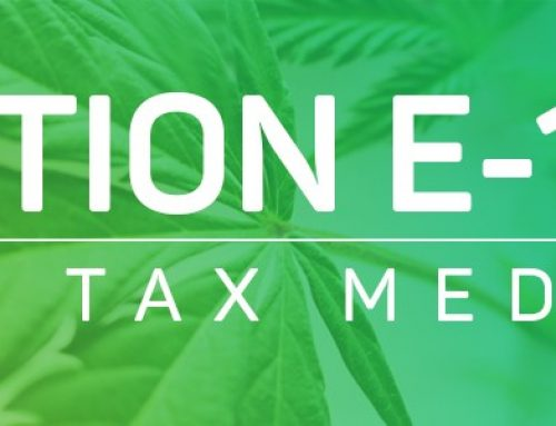 Petition E-1528: Don't Tax Medicine